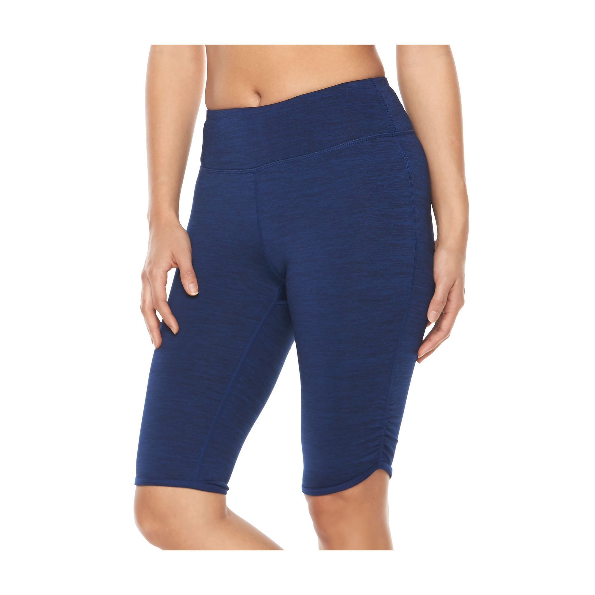 ee6ca926ba Women's Gaiam Om Pedal Pusher Yoga Shorts | Products | Yoga shorts ...