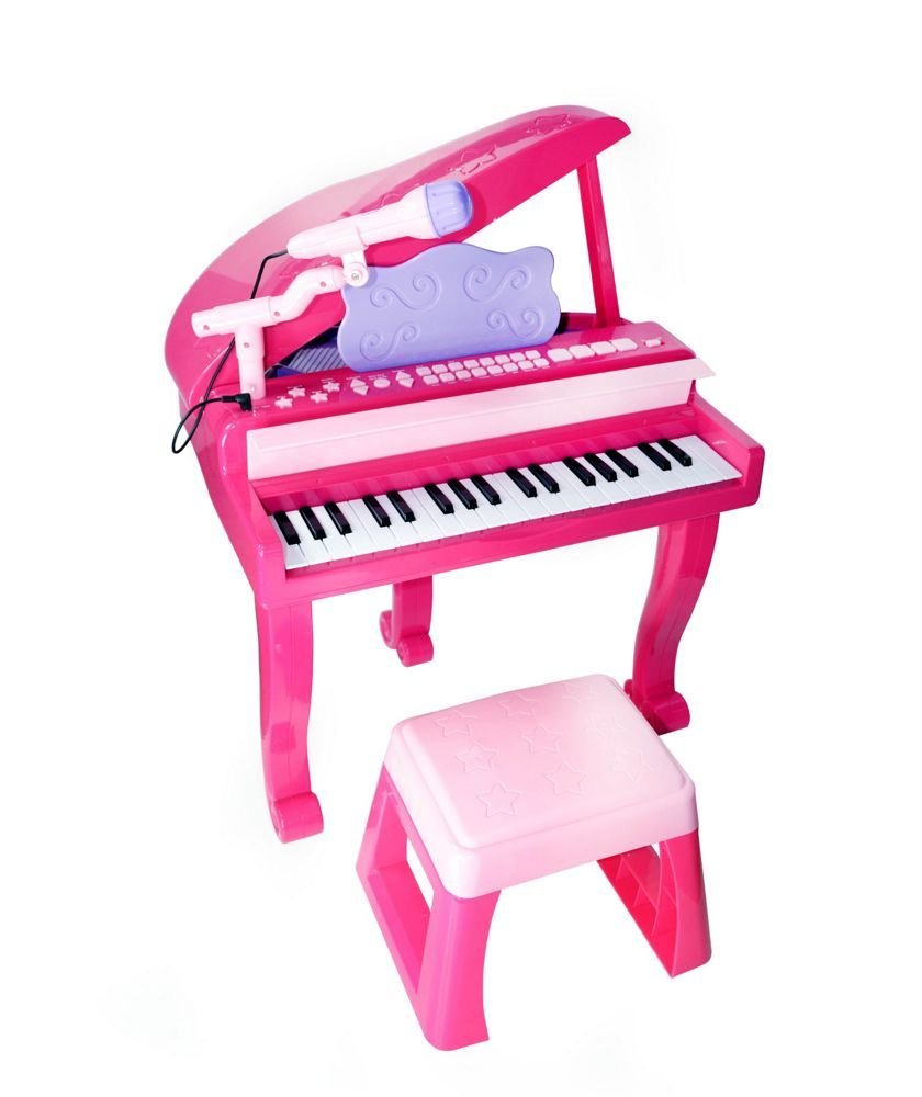 Dolls house at argos co uk your online shop for dolls houses dolls - Buy Chad Valley Kids Pink Grand Piano At Argos Co Uk Your Online