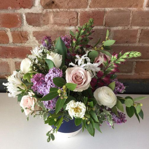 Plum Sage Flowers Denver Flower Pots Fresh Flower Delivery