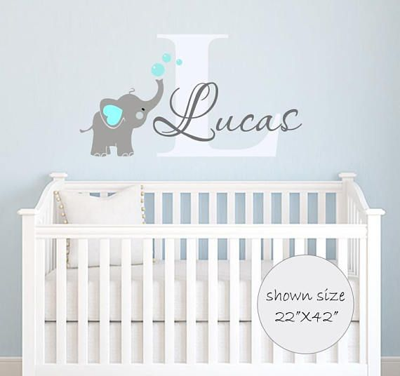 This Item Is Unavailable Etsy Baby Boy Room Decor Elephant Baby Boy Baby Room Wall