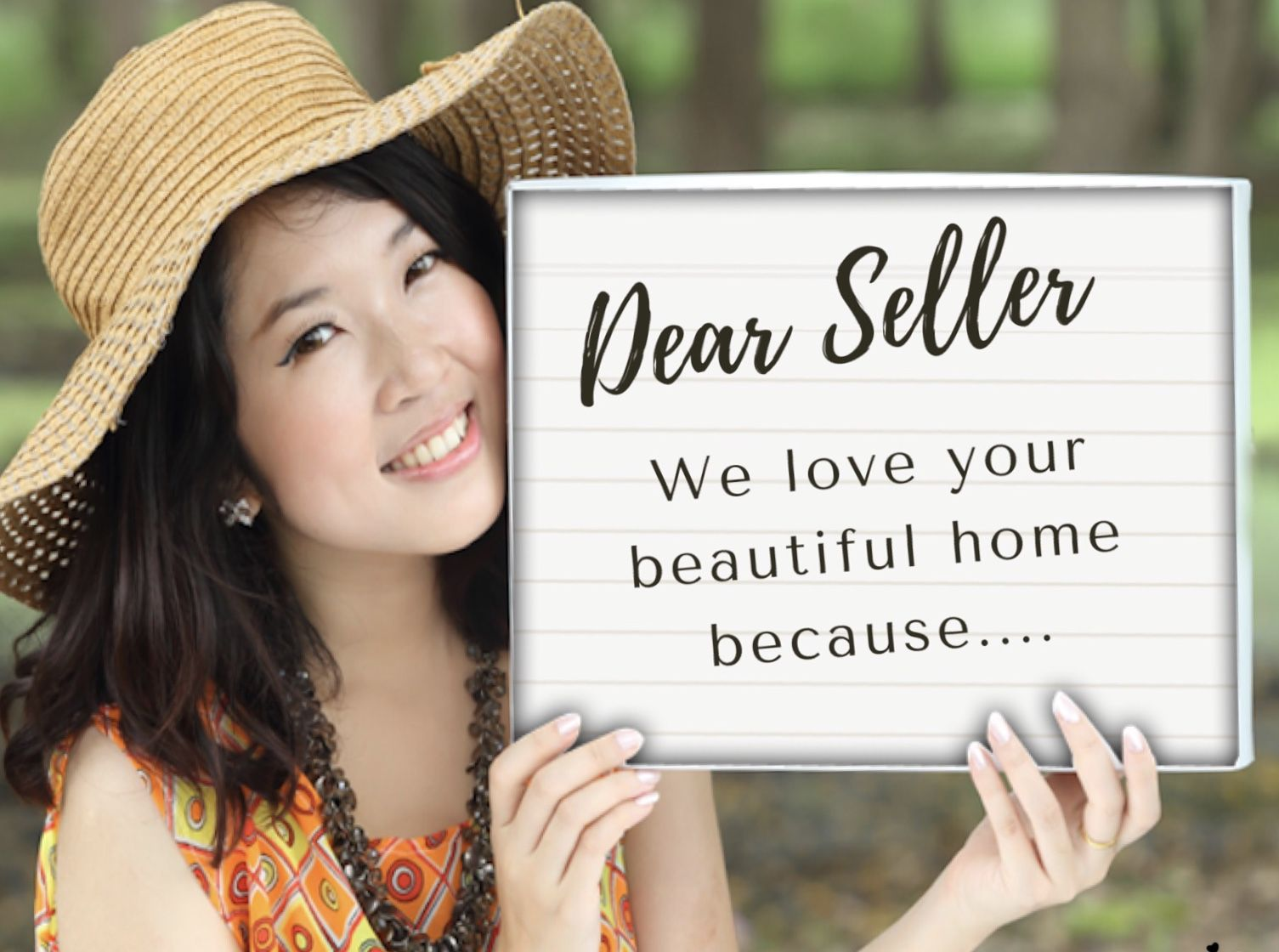 31+ How to write a letter to a seller from a buyer inspirations