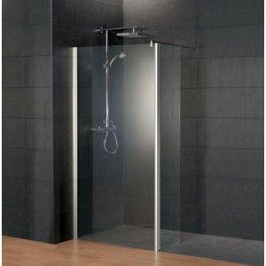 Hsk Walk In.Hsk Walk In Freestyle Zuhanyfal 100x190x35 Krom Bathroom