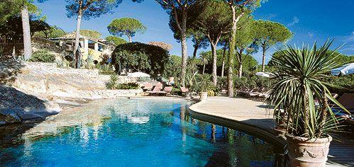 Villa Marie St Tropez Luxury Spa Resort France Beach