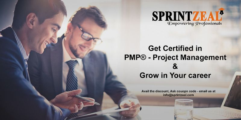 Get Certified In Pmp Project Management Professional Grow In