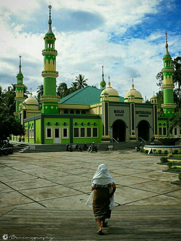 Masjid Sungayang, Tanah Datar, West Sumatra Indonesia