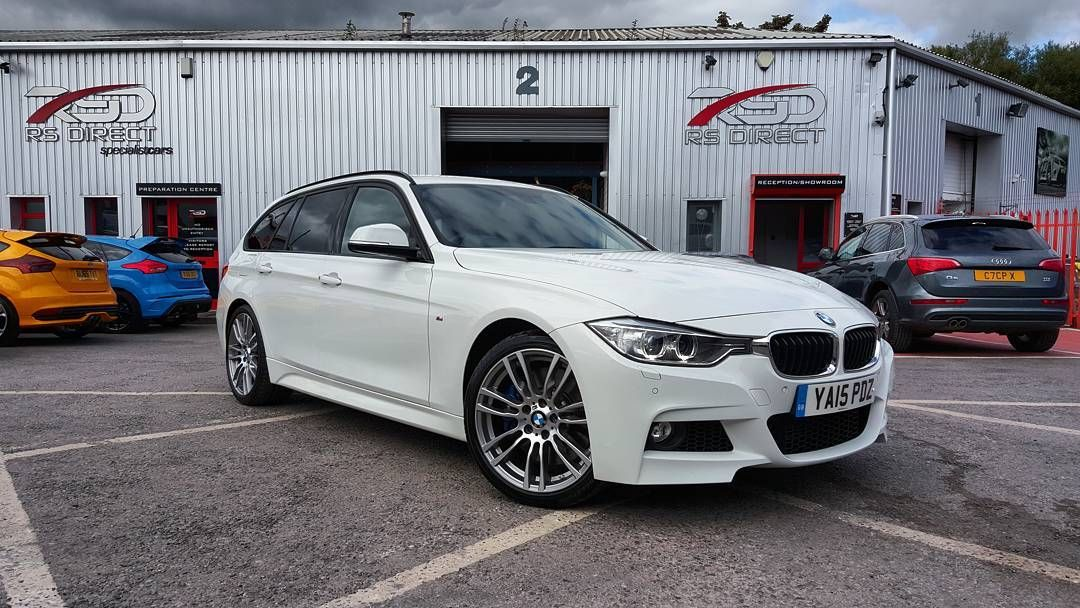 Nice part exchange came into stock today BMW 335i M Sport