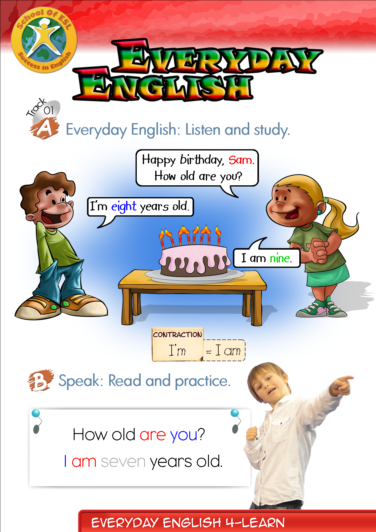 Everyday English Only Resources For Everyday English Study