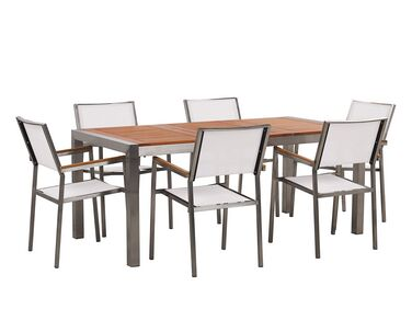 38++ 6 seater garden dining table and chairs Best Choice