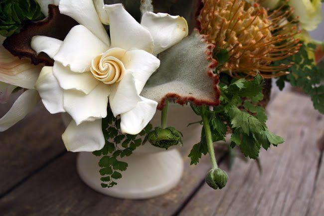 gardenia floral arrangement ideas - Google Search