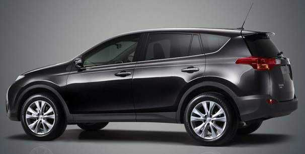 Cool Toyota Rav4 2017 2016 Black