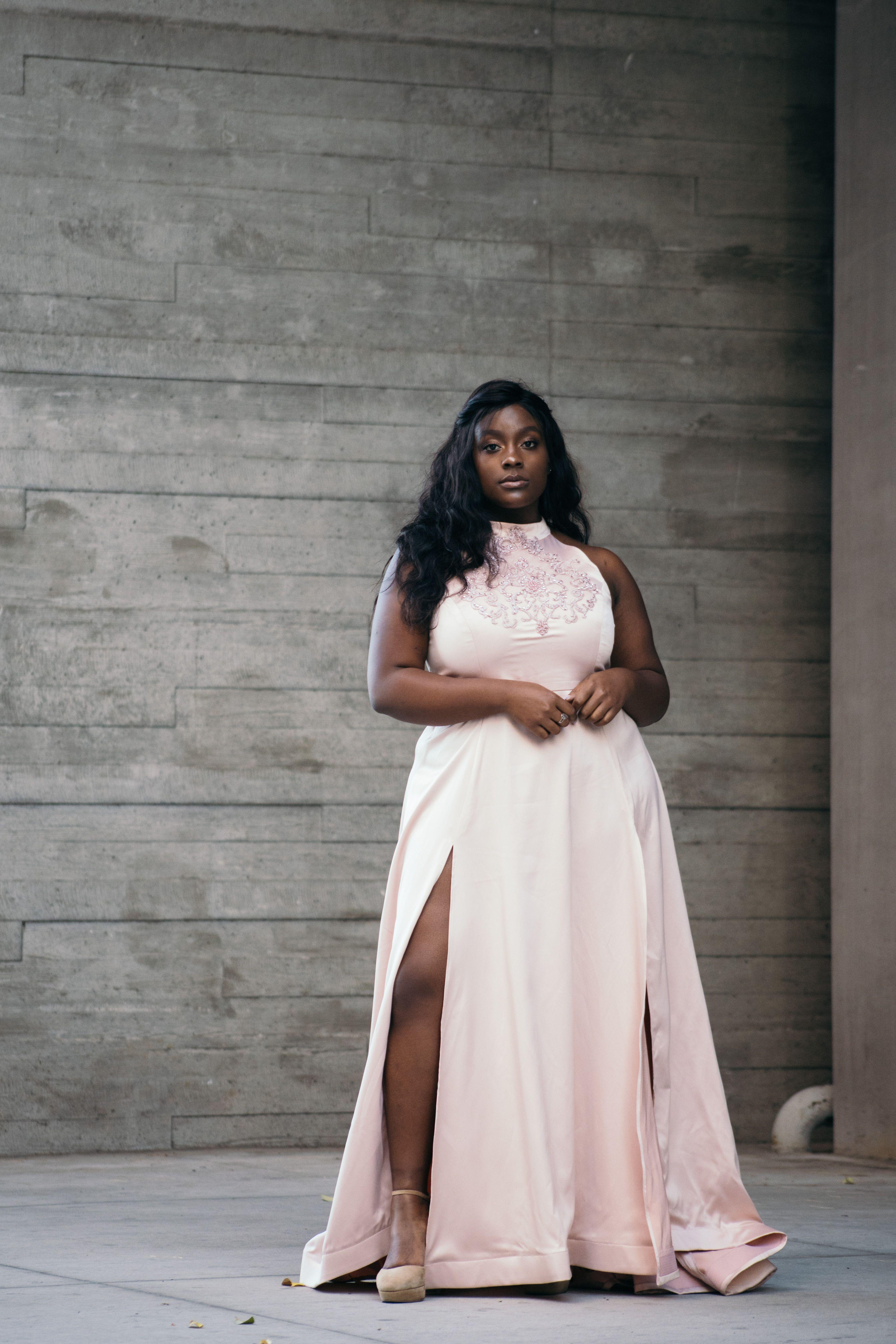 Essence Plus Size Formal Special Occasion Engagement Dress Bridesmaid Dresses Plus Size Plus Size Gowns Plus Size Wedding [ 5835 x 3890 Pixel ]
