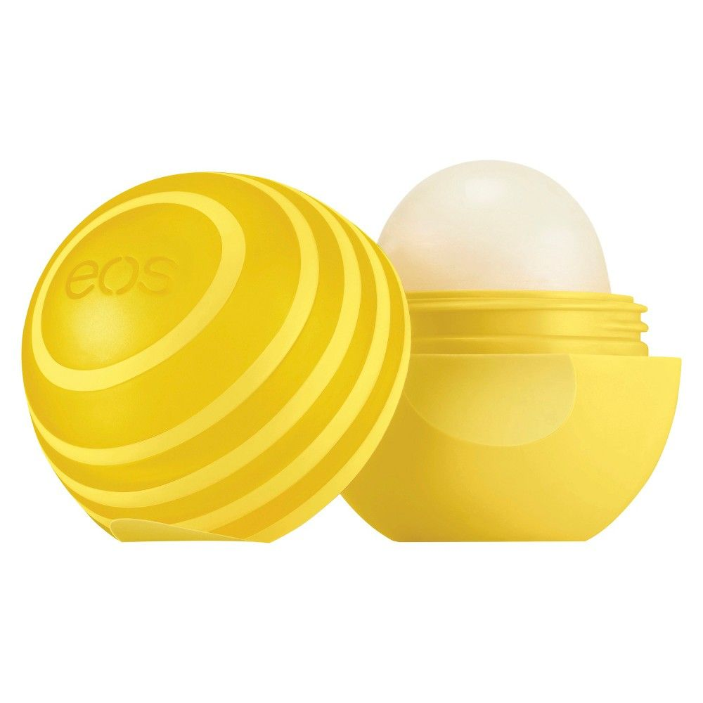 Eos Active Protection Lip Balm Spf 15 Lemon Twist Sphere .25oz