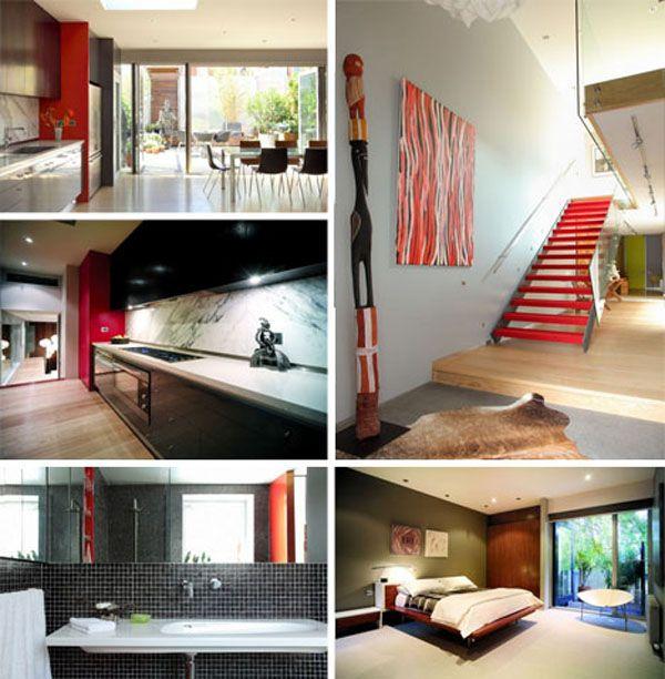 urban house decor - minimalistic design