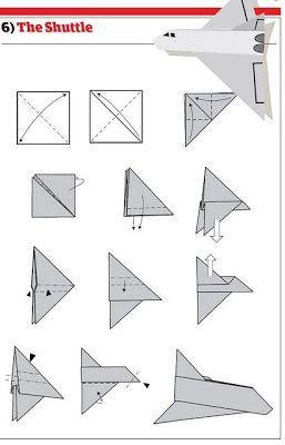 How To: Fold 12 Awesome Paper Planes