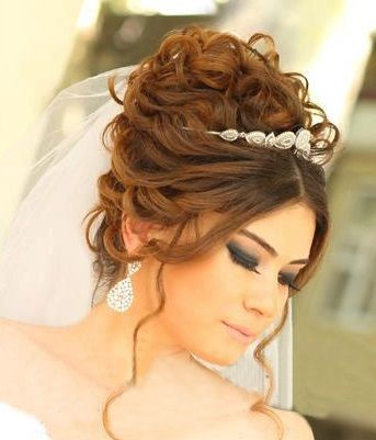 Swell 1000 Images About Our Wedding My Hair On Pinterest Updo Hairstyle Inspiration Daily Dogsangcom