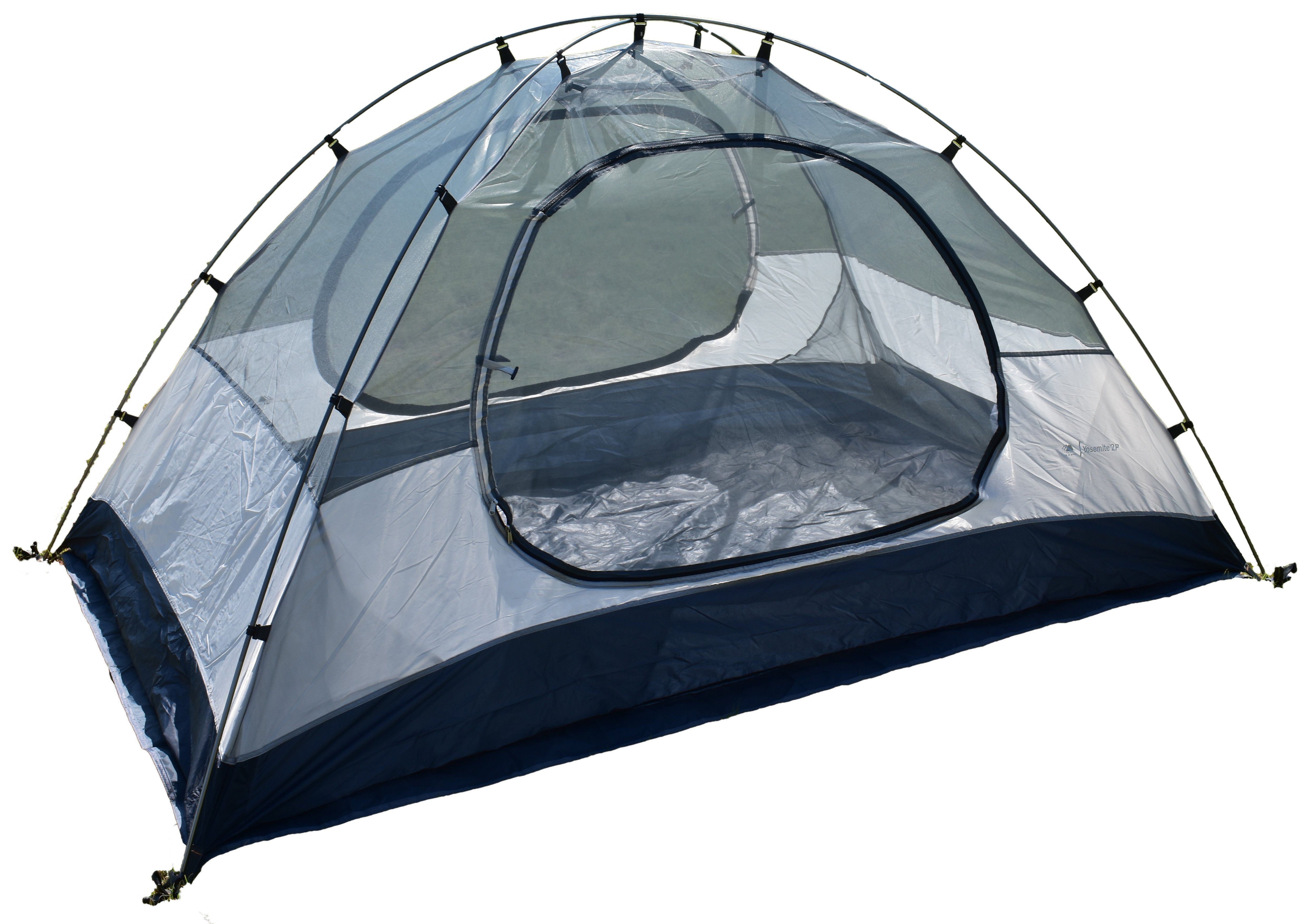 Hyke Byke Yosemite 2p Backpacking Tent