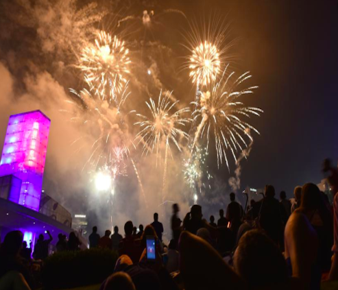 New Year S Eve 2019 Where To See Fireworks In Metro Atlanta Metro Atlanta Atlanta Vacation Plan