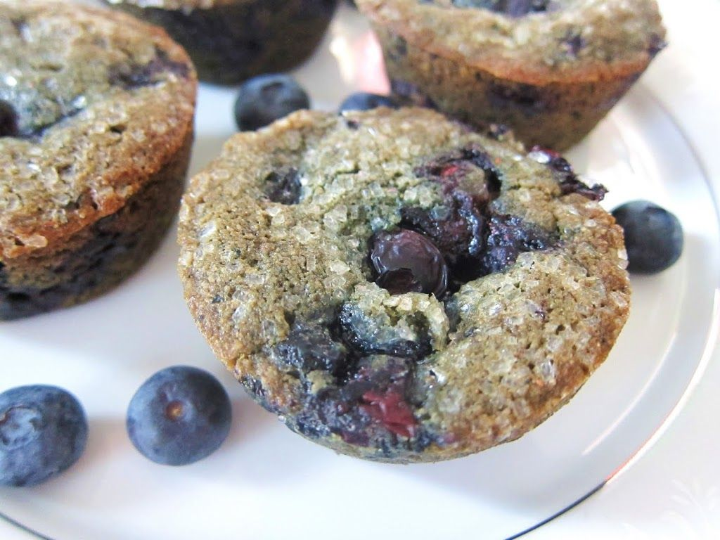 Very Blueberry Vanilla Muffins   Fragrant Vanilla Cake