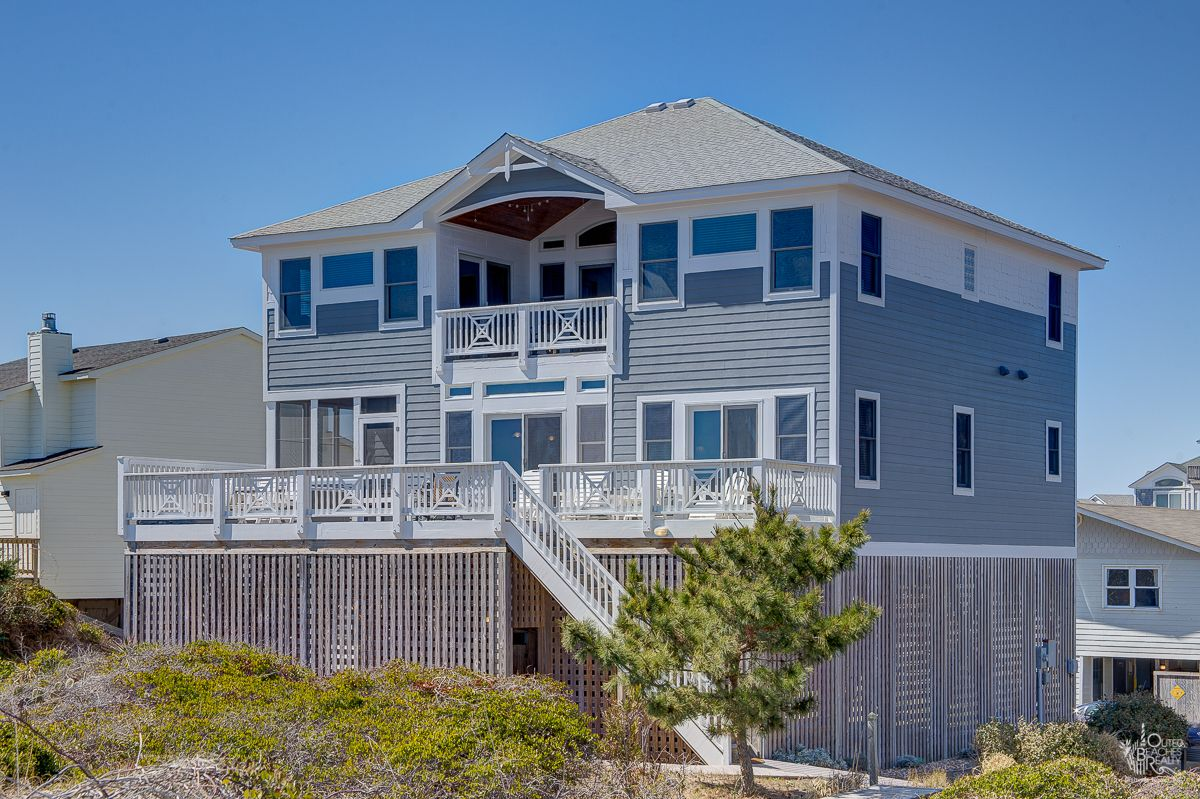 kitty beach cottages vacation hawk house rental rentals outer windsong nc banks watch