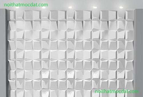 ốp tường 3d nhà hàng-ms 26