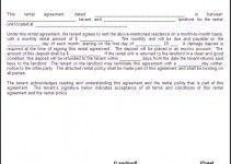 Room Rental Agreement  Lease Agreement    Real Estate