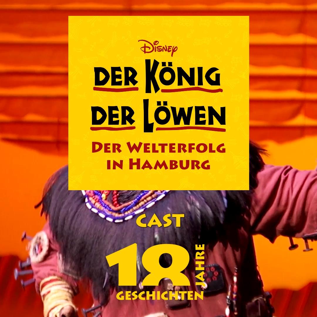 Erfahrt Von Unserem Simba Darsteller Hope Was Das Musical So Kraftvoll Macht Video Der Konig Der Lowen Musical Musical In Hamburg Musical