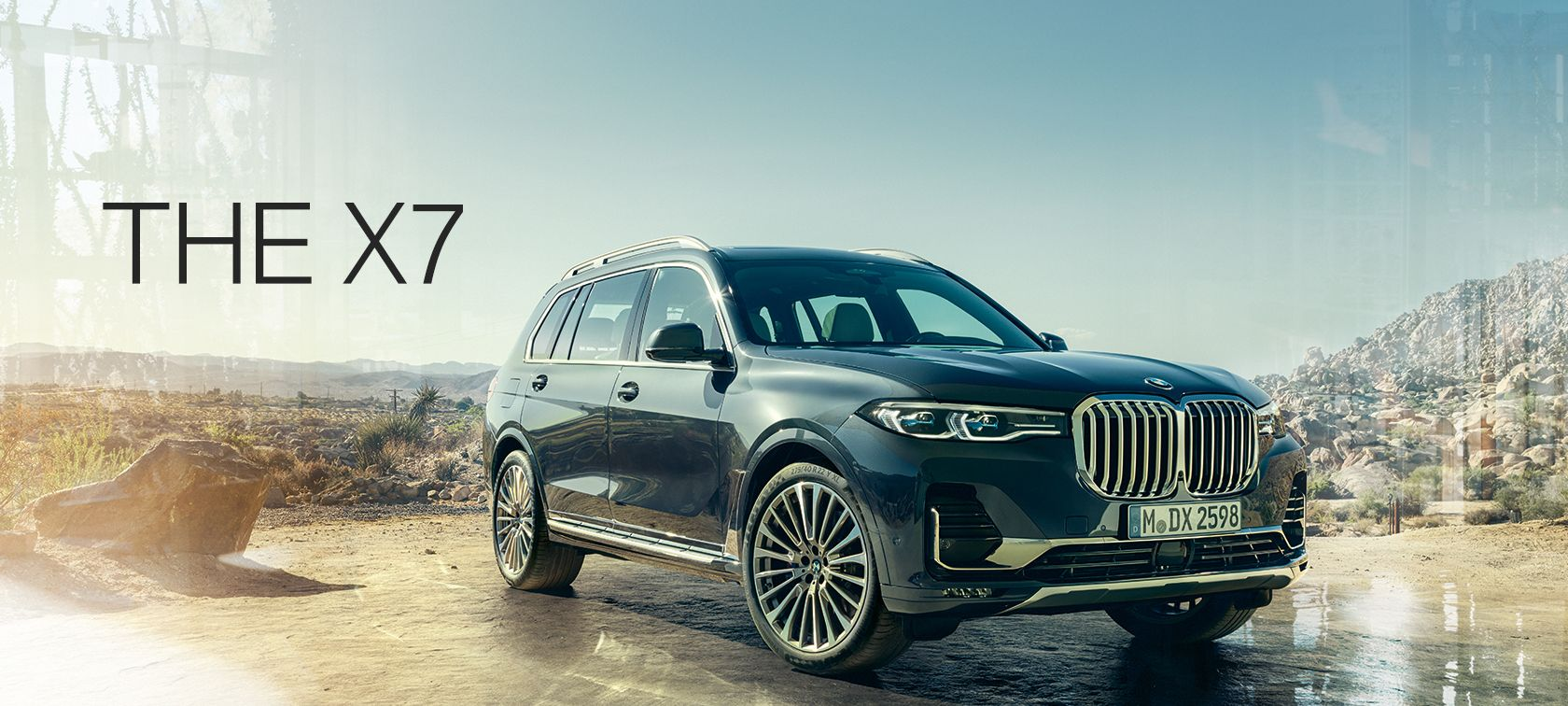 BMW Launches Their Top Of The Line X7 SUV Priced At Rs
