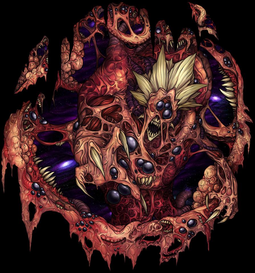 Cosmic Horror Darkest Dungeon Mythical Creatures Dungeon