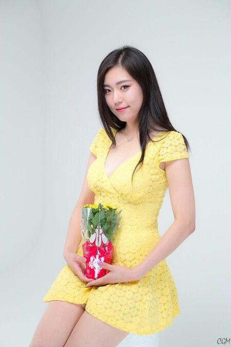beauty korean woman joohee south korea pinterest