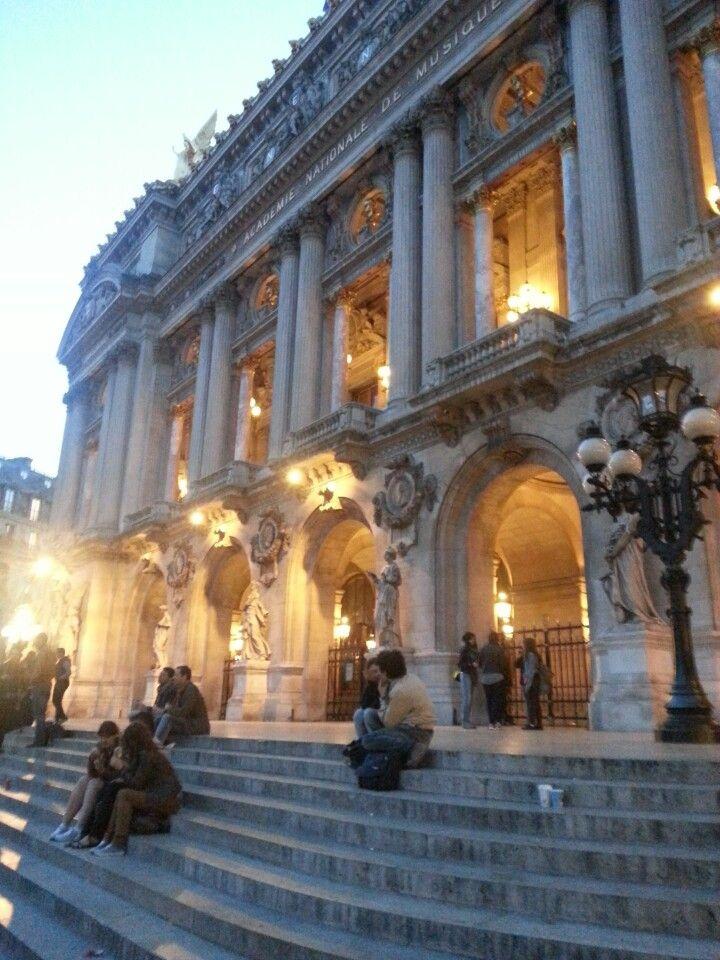 Opéra Garnier in Paris, Île-de-France