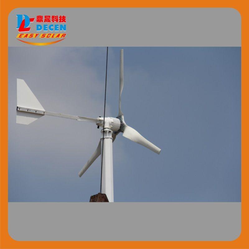 Maylar 15years Life 3pcs Blades Start Wind Speed 3m S 1000w Wind Turbine Wind Turbine Wind Electrical Equipment