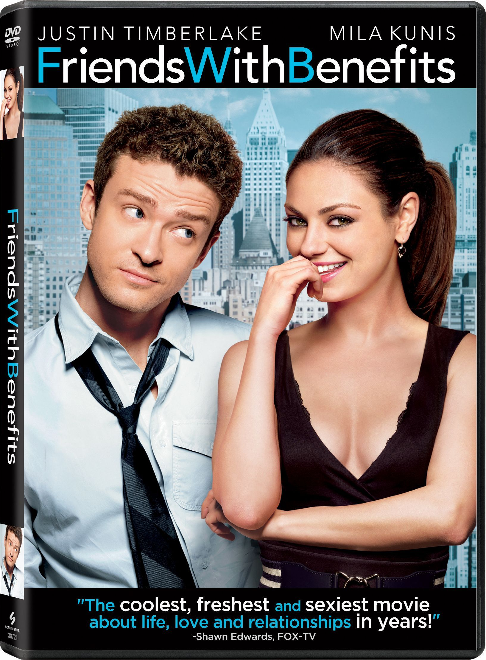Sony Home Pictures Friends with Benefits