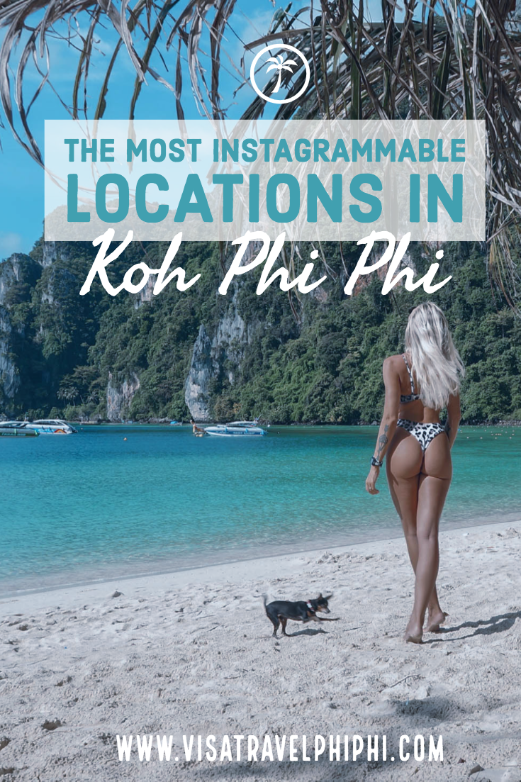 10 Most picturesque places in Phi Phi Island