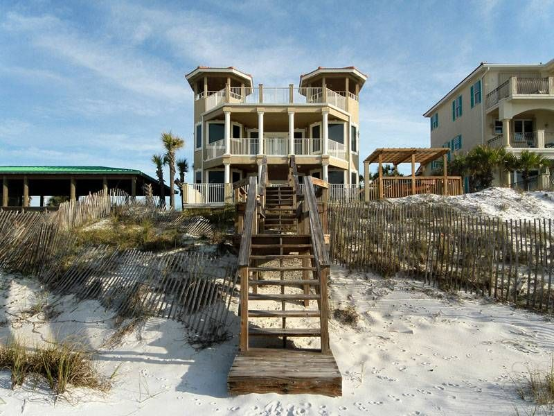 Royal Beach Palace In Destin Florida