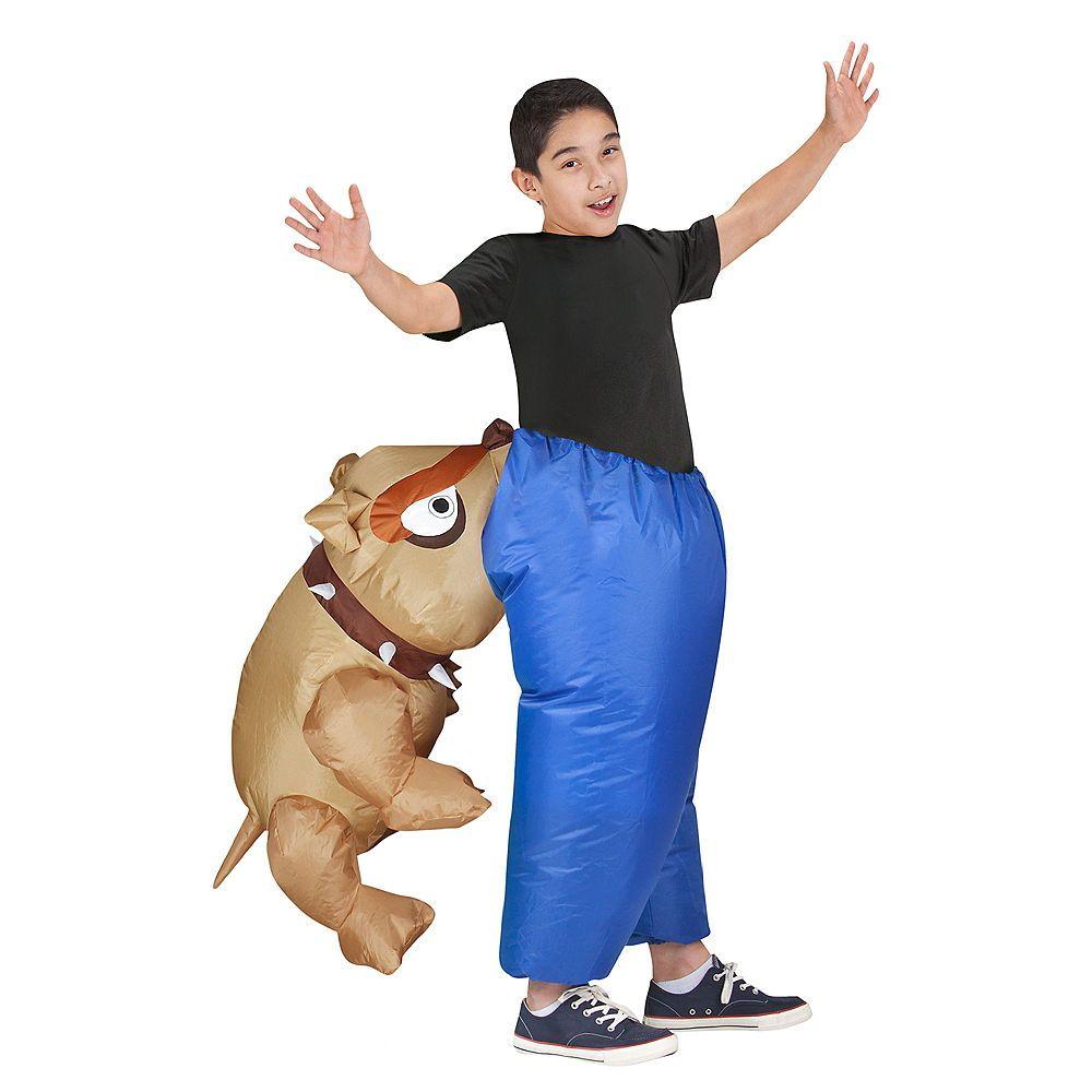 Child Inflatable Dog Costume Boy Halloween Costumes Halloween
