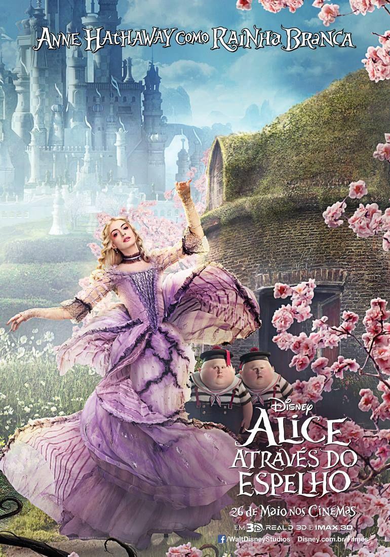 Alice Atraves Do Espelho Usuk Atraves Do Espelho Filme Alice