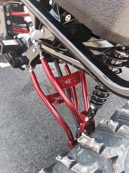 Custom Honda Pioneer 700 4 31 Tires Lift Kit Lift Kits Honda Pioneer 500 Honda