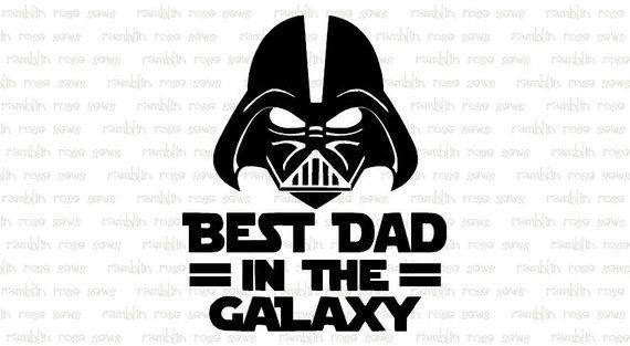 Yeti Cyber Monday Sale >> Darth Vader Best Dad In The Galaxy Star Wars Car Decal