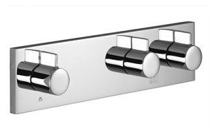 Dornbracht 36337985 Symetrics Valve Module With 2 Valves And Diverter Faucet Bathroom Faucets Track Lighting