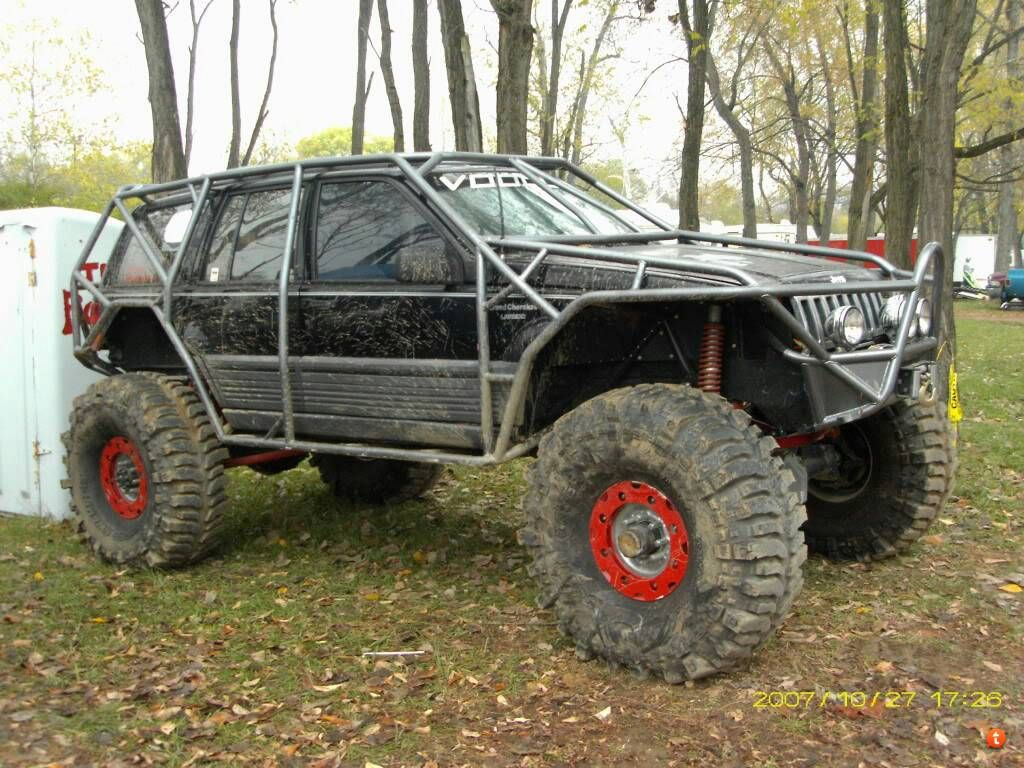 1 Ton Grand Cherokee   Page 3   Jeep Cherokee Forum
