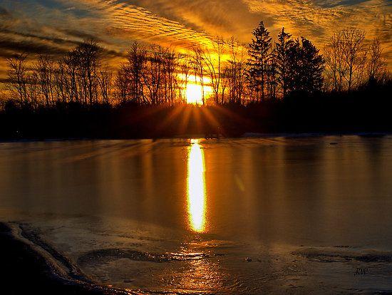 Fire on Ice