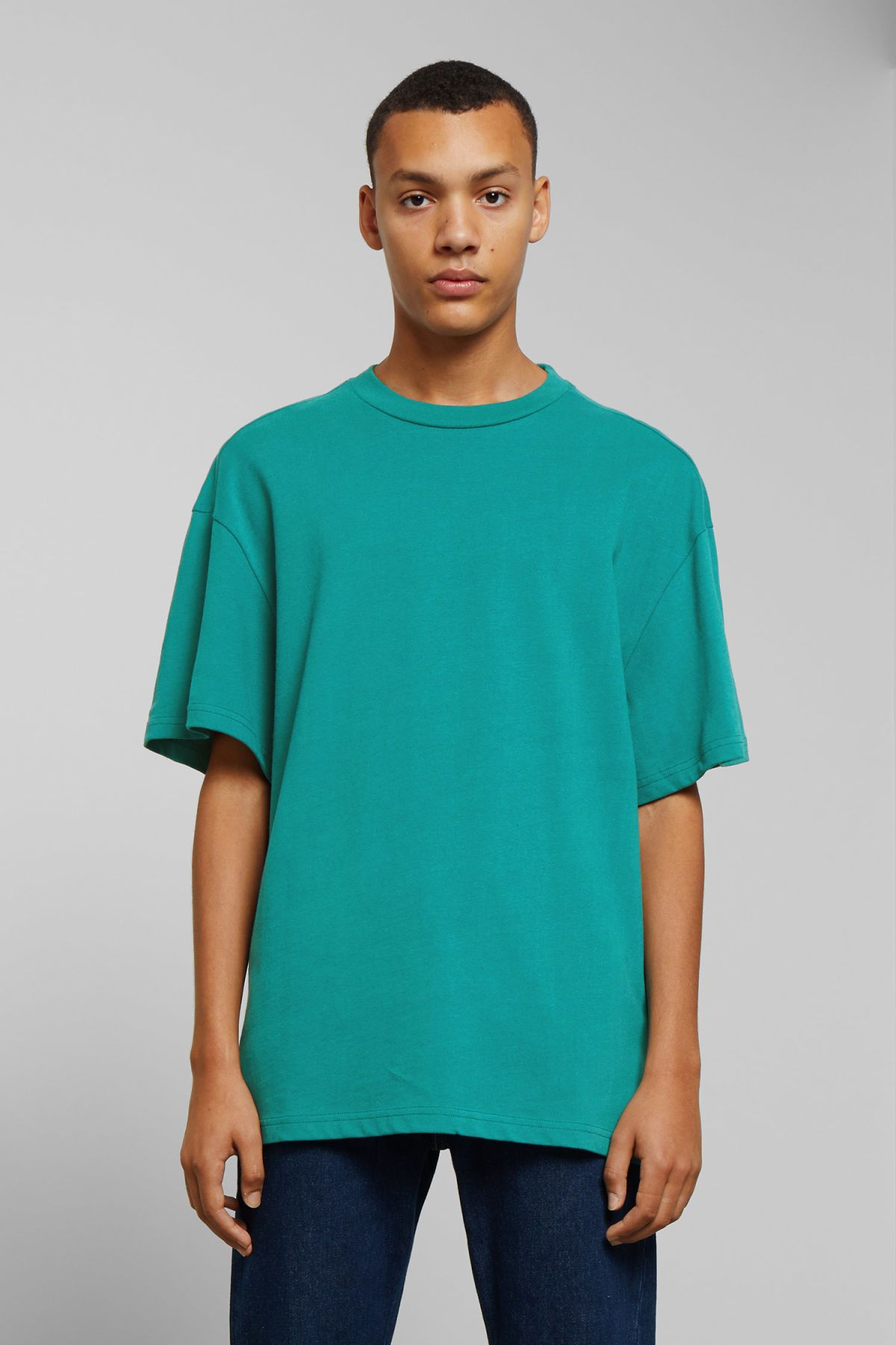Great tshirt turquoise tops weekday gb great t