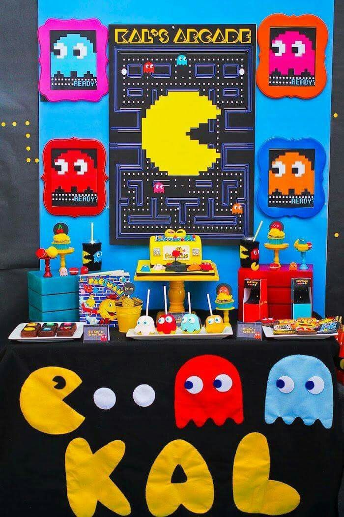 Pin By Cami Rivon On Boys Parties Birthday Party Themes