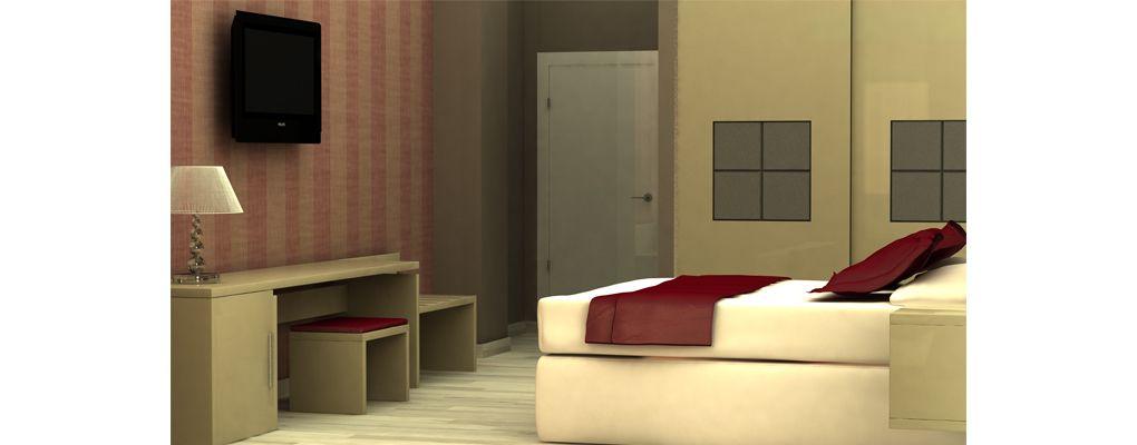 HOTEL EN ARGELIA - RB Interiorismo