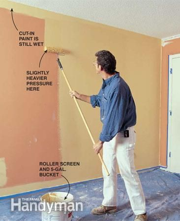 Professional Painting Tips | House hacks, Handy man and House