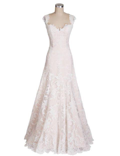 Modest Wedding Dresses - Demure Wedding Gowns