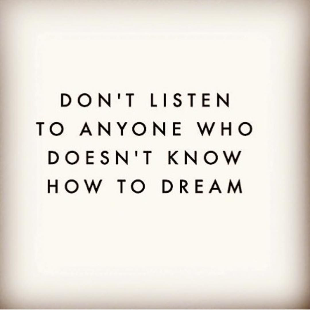 Boss Chick Quotes My Earballs Are Reserved For The Dreamers Quotes  Pinterest