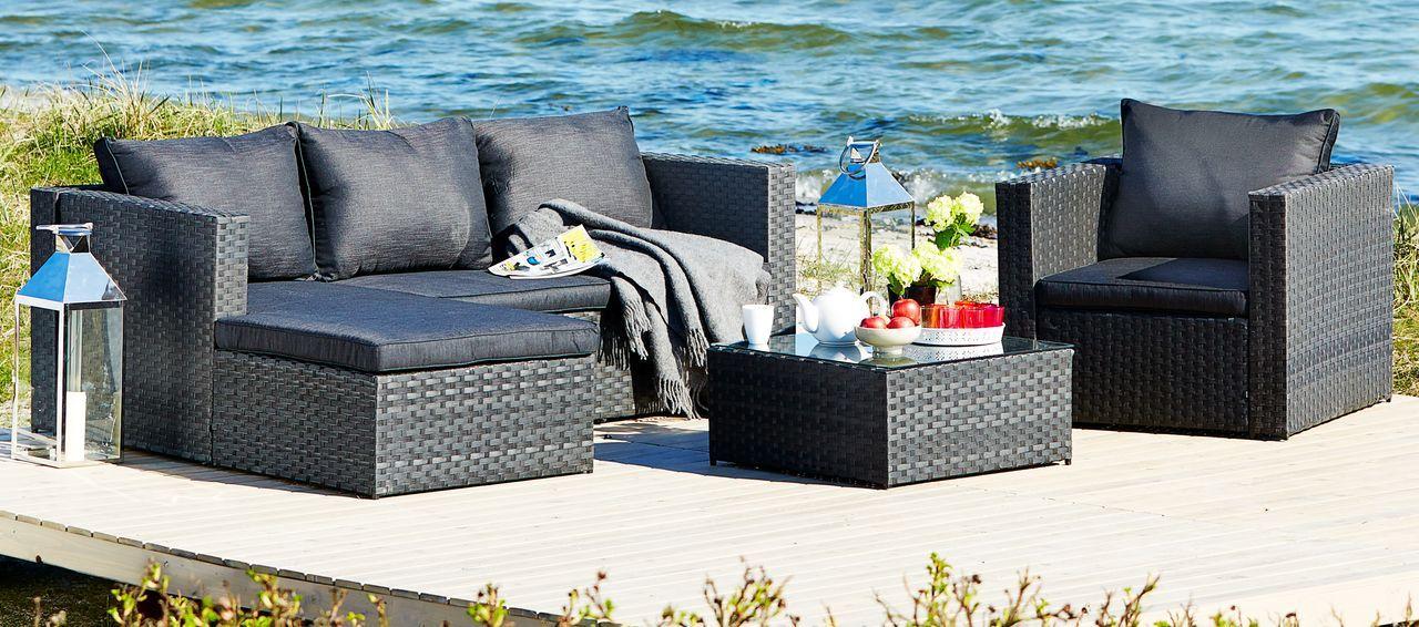 Loungesett Limhamn Stal Petan Jysk Meubel Ideeen Luxe Meubels