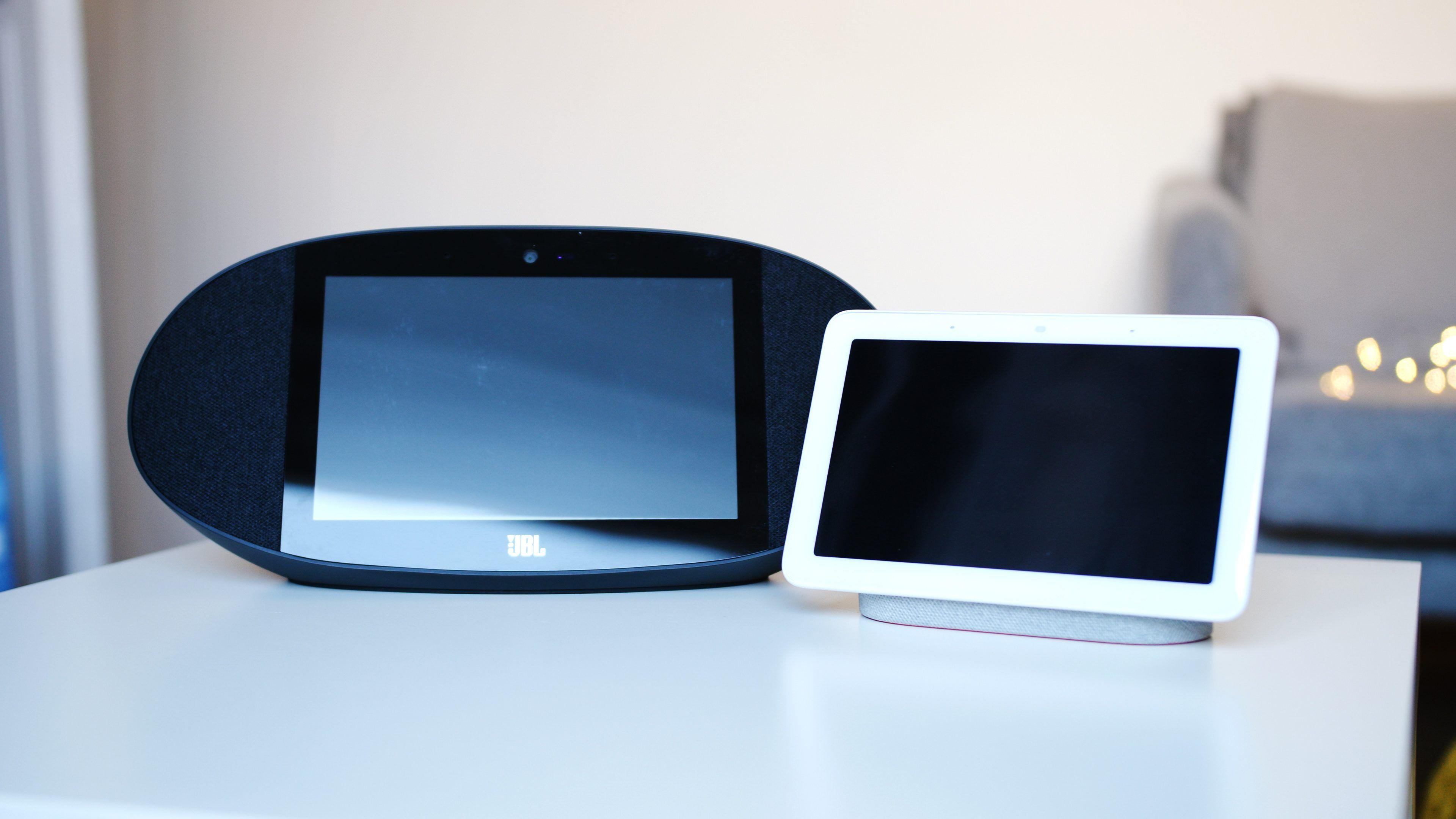 Google Home Hub vs. JBL and Lenovo Smart Displays What's