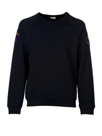 DRIES VAN NOTEN Dries Van Noten Howard Sweater. #driesvannoten #cloth #fleeces-tracksuits